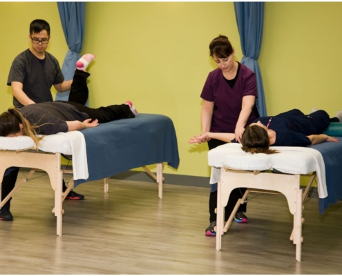 RMT career in massage therapy