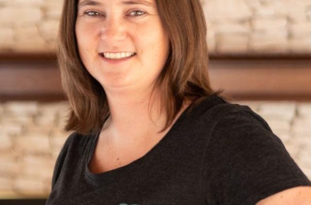 Massage therapist Sheena Taggart is based in Bragg Creek Alberta, outside of Calgary